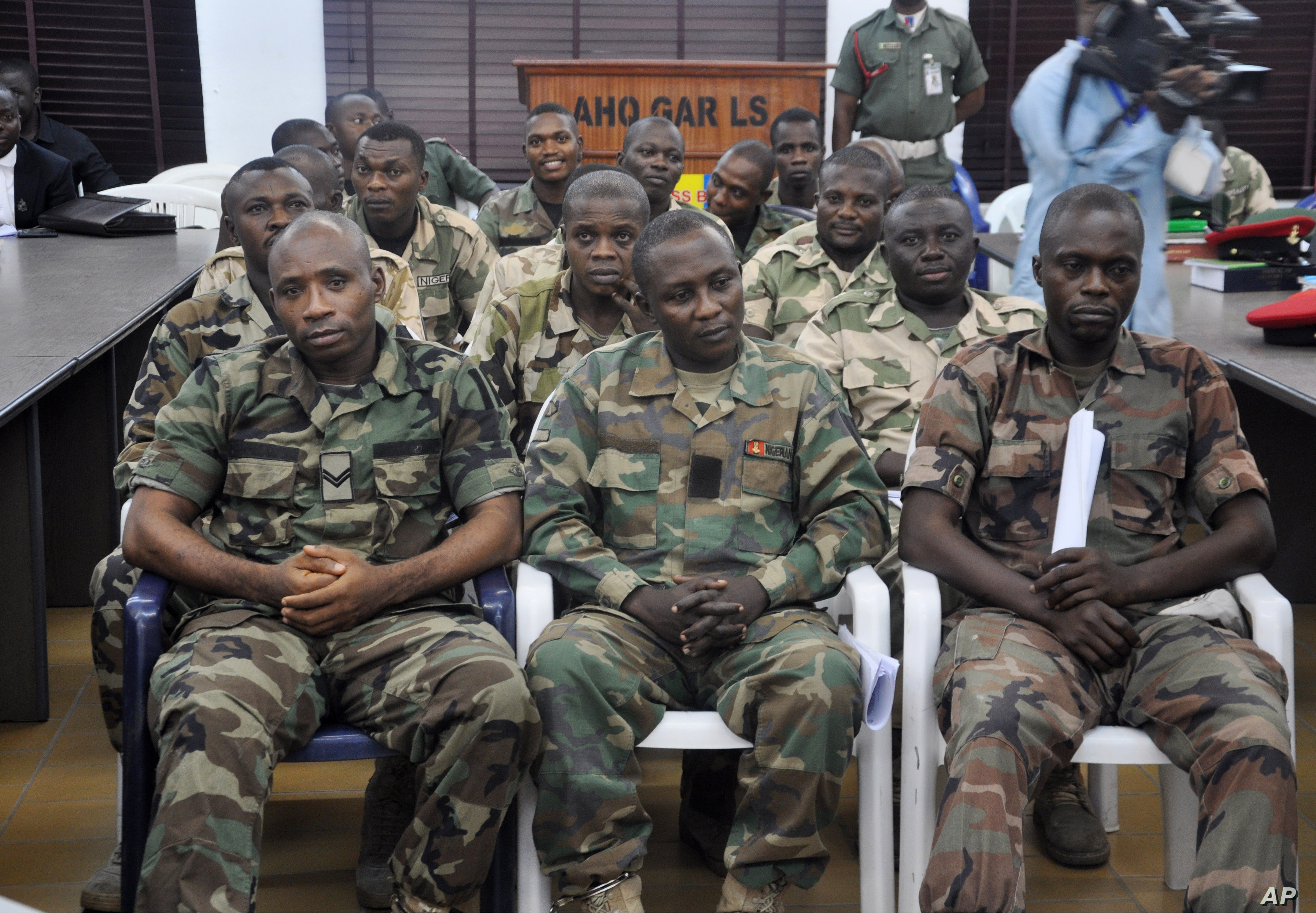 Grant 54 soldiers jailed over B'Haram presidential pardon, MURIC begs FG
