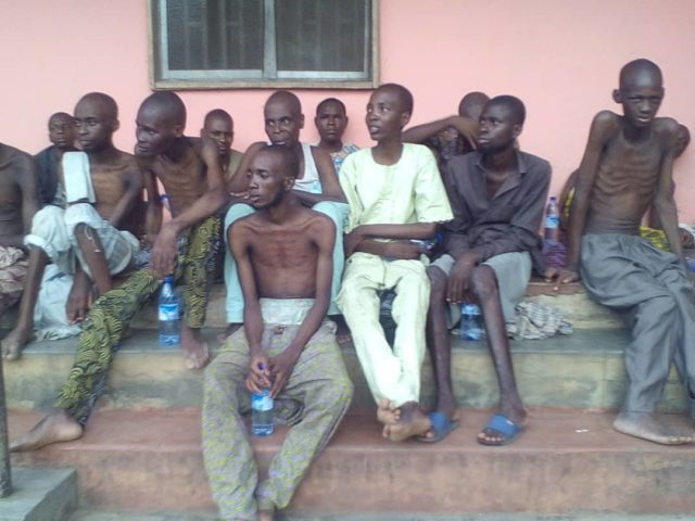 Ibadan torture centre: 23 rescued inmates critically ill, admitted in hospital