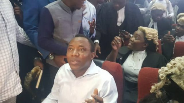 Revolution Now: How we plan to make DSS release Sowore –Falana