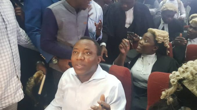 Sowore: Attorney General Malami takes over case, states reason