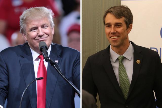 Trump says Beto O'Rourke 'quit like a dog'