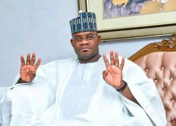 Kogi: Tribunal upholds Yahaya Bello's election as governor