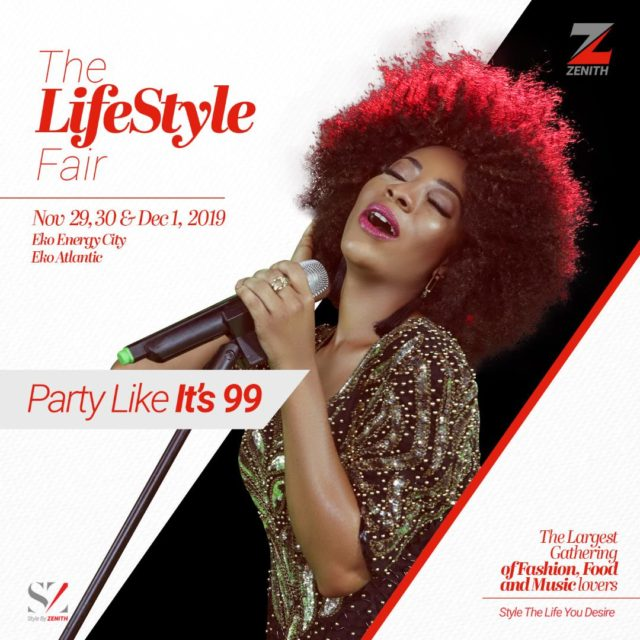Zenith Bank ignites Lagos with 'Style By Zenith 2.0'