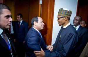 Aswan Forum: Buhari leaves for Egypt