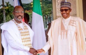 We'll ensure stability of Liberia, says Buhari