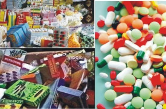 Kano govt impounds two trucks loaded with fake drugs