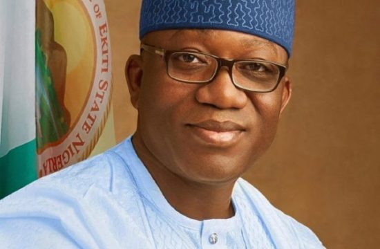 COVID-19: Fayemi announces relaxation of lockdown in Ekiti