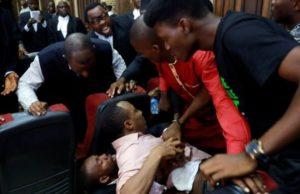 Sowore: Banjo petitions US, says Buhari, others should be denied visa