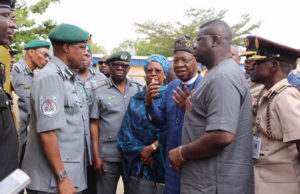 How border drill has reduced violent crimes in North West –FG
