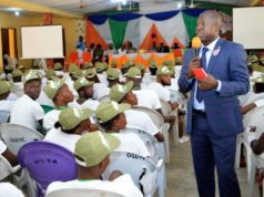 Don't speak ill of Nigeria, Magu charges NYSC corps members