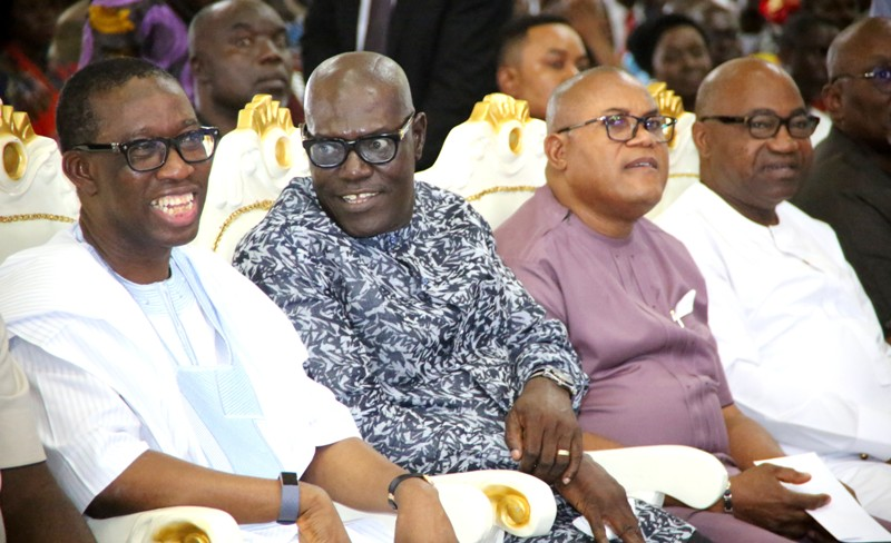 Support the vulnerable in society for better Nigeria, Okowa urges leaders