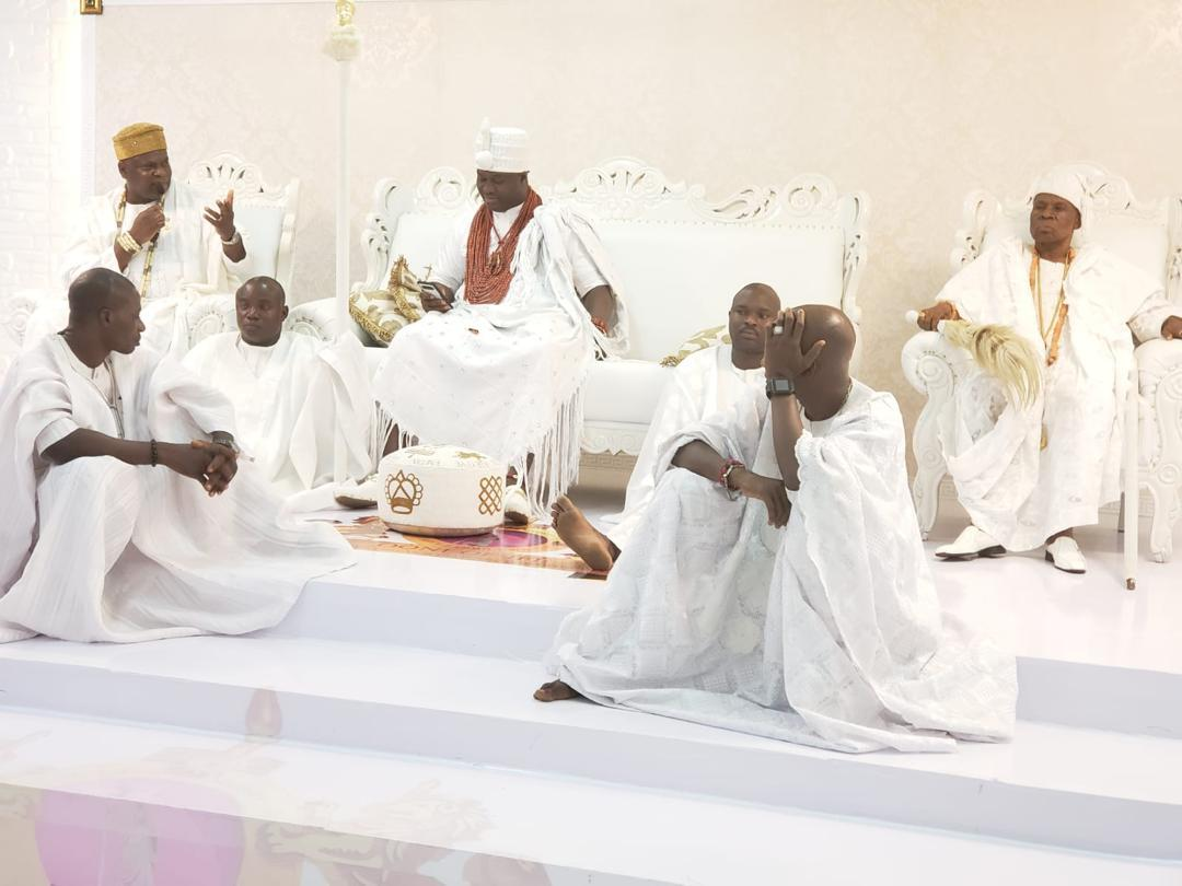 How Awori's spiritual power made Lagos Nigeria's commercial centre -Ooni