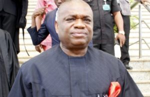12-yrs jail sentence: Kalu set to apply for stay of execution, bail