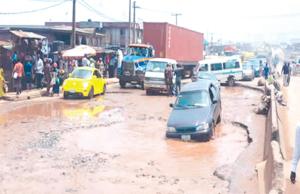 MURIC tasks FG over roads around Sango-Ota bridge
