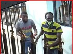 Unveiled: Robbers' new method of attacking bank customers
