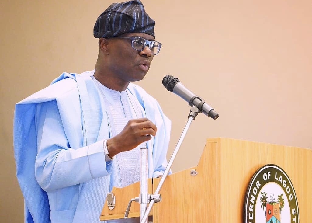 BREAKING: EndSARS: Sanwo-Olu declares 24 hours curfew in Lagos