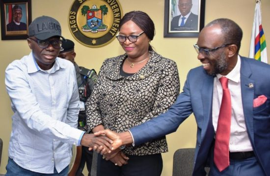 LASU: Sanwo-Olu seals 8,272 hostel accommodation deal with developers