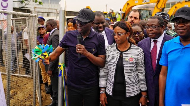 Sanwo-Olu flags off Victoria Island-Oniru road network