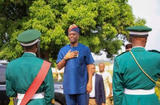 We will partner Army to ensure peace in Oyo -Makinde
