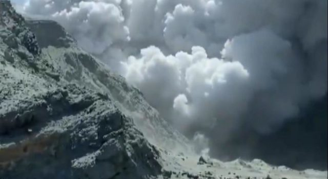 One killed, several injured in New Zealand volcano eruption