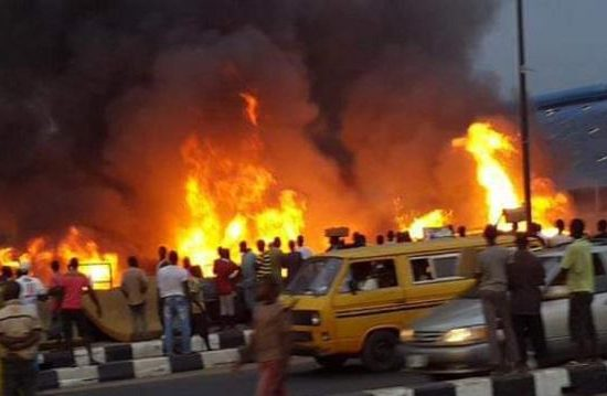 Abule Egba pipeline fire put out, Lagos govt announces