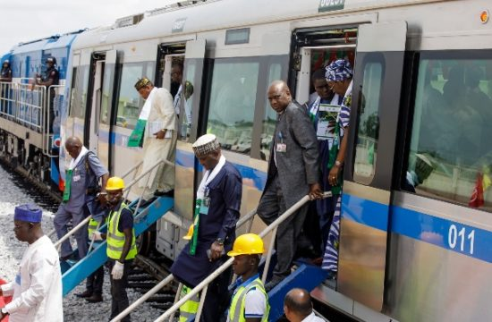 Gunmen attack, abduct train passengers arriving Kaduna from Abuja