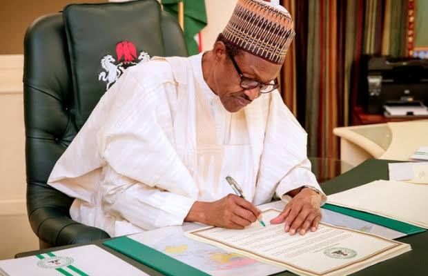 Buhari seeks Senate confirmation of nominees as Commissioners for INEC