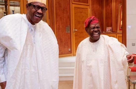 Bisi Akande at 81: Buhari felicitates, prays for longer years