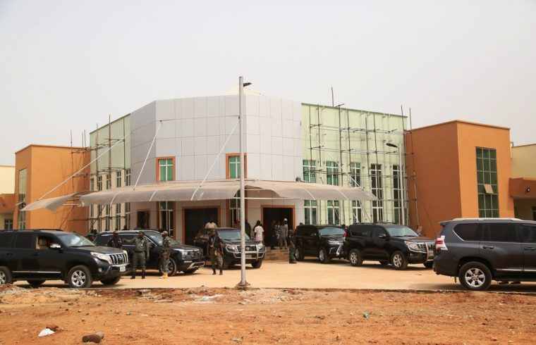 Court of Appeal complex, Asaba ready February 3
