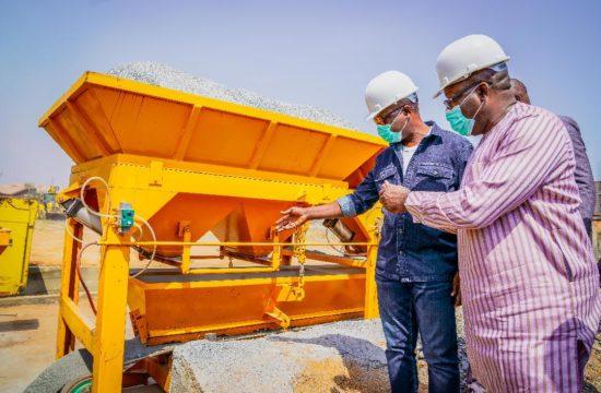 Ekiti asphalt plant begins operation, to boost infrastructure development