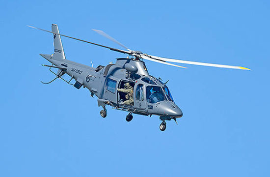 Insurgency: Nigeria takes delivery of fighter helicopters, gets more soon