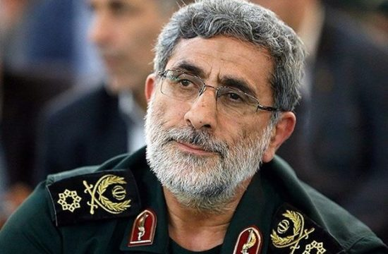 Iran names deputy commander of Quds force to replace Soleimani