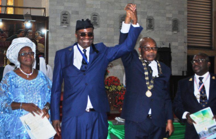The Boys' Brigade: I will serve humanity till I die, Majekodunmi vows
