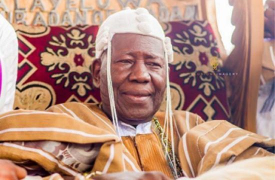'Egungun' be careful, stay at home for your festival, Olubadan warns