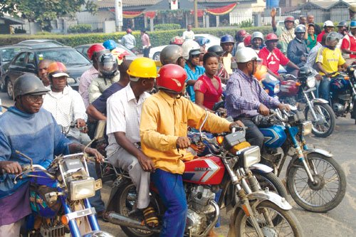 Lagos bans okada, tricycles (+ list of LGs, expressway, bridges affected)