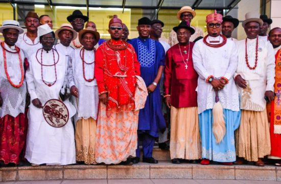 Leave Omo-Agege alone, Urhobo leaders warn mischief makers