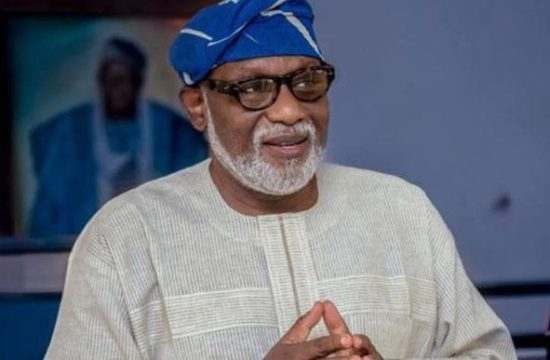 Ondo guber: Akeredolu maintains lead in 12 local government areas