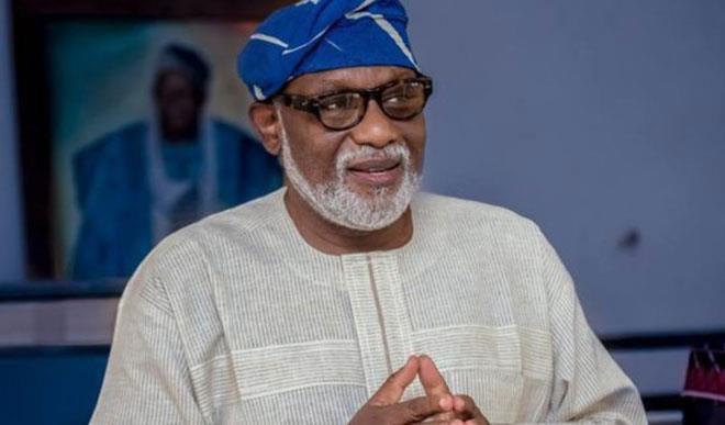 Ondo guber: Akeredolu is APC candidate