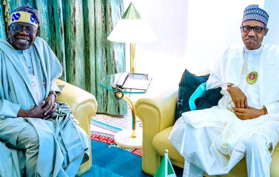Distractors responsible for Buhari's alleged third term agenda -Tinubu
