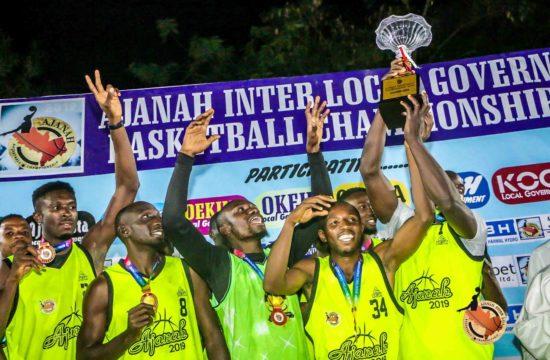 Ajanah basketball contest: Ogori Magongo crowned 2019 champion