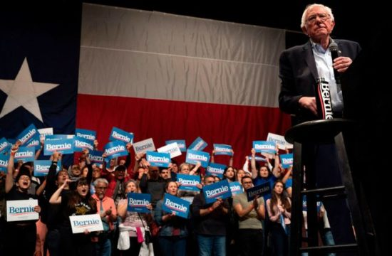 Bernie Sanders cements front-runner status with Nevada caucuses win