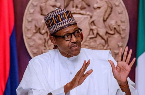 Get Nigeria out of terrible state of development, Buhari charges PEAC