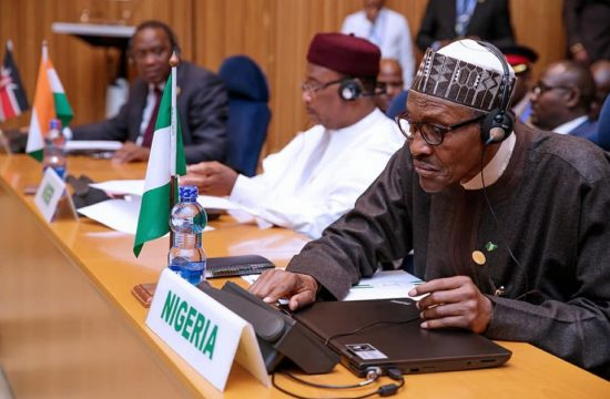 ECOWAS mobilizing own resources to combat terrorism –Buhari