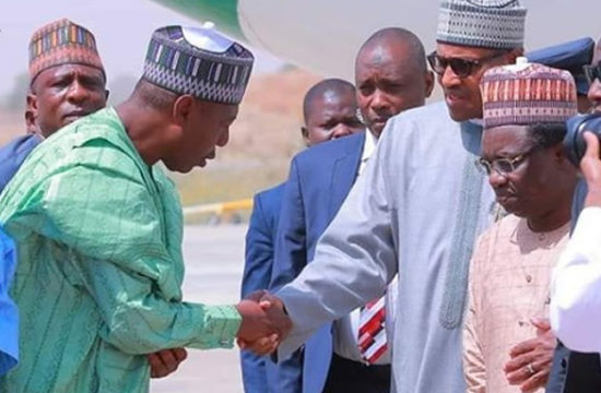 Boko Haram: Buhari on sympathy visit to Maiduguri, seeks co-operation