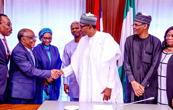 My administration will be bound by your advice, Buhari assures EAC