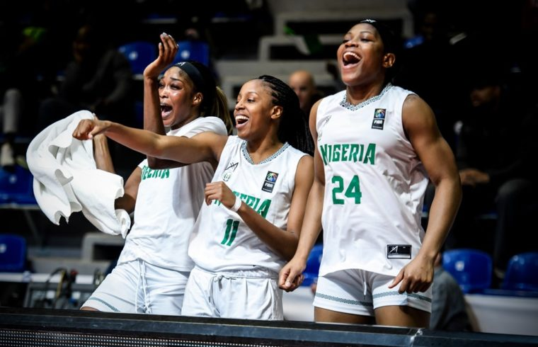 D'Tigress Olympics qualification: NBBF thanks Buhari, minister, fans