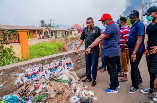 Show commitment to hygienic lifestyle, Fayemi warns Ekiti people