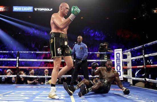 How Fury annihilates Wilder in heavyweight title rematch
