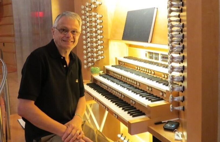 CHOPIN hosts top organist, Maestro Hector Olivera in Lagos February
