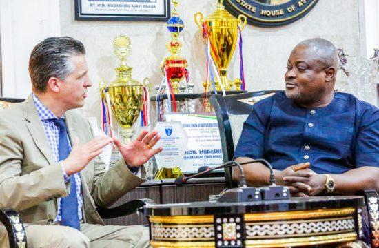 German envoy expresses optimism over Amotekun Bill